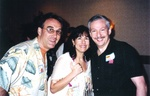 Larry Gruber, Cindy & Kenny Eskow