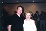Mary Wiseman Kazmark & Husband