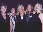Patty Pirnie, Marian Bassman, Linda Mittelhammer, Dorothy Miller,& Kathy Bauer