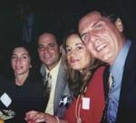 Marcia Novack, Steven Novack, Ana Dworschak, and Robert Dworschak