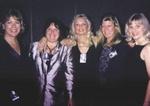 Patty Pirnie, Marian Bassman, Linda Mittelhammer, Doroty Miller, and Kathy Bauer