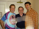 Tom Werthan, Bob Maroldo, Jeff Goldstein,2006