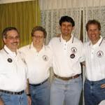 Bob Maroldo, Greg Eisen, Jeff Goldstein, Tom Werthan2006