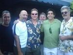 Steve Shabazian ('77)Rob Shabazian ('76)Frank Eufemia ('77)Rob Sneyers ('77)Ron Maugeri ('77)Bobby Jack ('77)