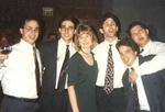Ralph Sorrento, Mike Pellegrino, Jen Pellegrino, Brendan Lenihan, Brian Tuohy, Roger Komanchek