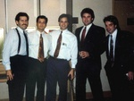 Val Rodriguez, Victor Caruncho, Ralph Sorrento, Andy Dynia, Brian Tuohy