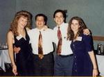 Peggy Caruncho, Victor Caruncho, Ralph Sorrento, Rachel Sorrento
