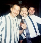 Eddie Kochakian, Val Rodriguez, Mark Notarangelo