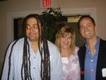 Krishna Venkatesh, Ellen O'Connor & Jeff Covitz