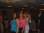Cherise Dovi, Lori Mayer, Ellen O'Connor, Lynn Lowery