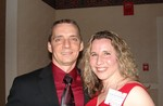 Laurie Sussman(with husband Steve)
